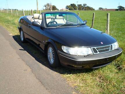 ***1996 Saab 900 Convertible VERY NEGOTIABLE*** Invermay Launceston Area Preview
