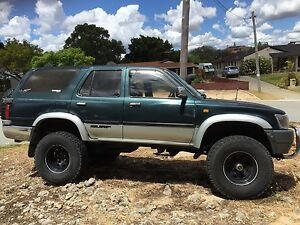 HIlux Surf SSR 3L Turbo diesel Auto Quinns Rocks Wanneroo Area Preview