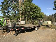 Machinery Trailer 4500kgs Jimboomba Logan Area Preview