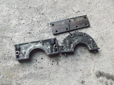 Farmall M Mv Tractor Ih Ihc Engine Motor Crank Seal Crankseal Plate