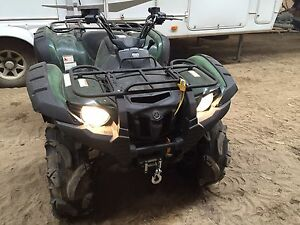 2011- 700 Yamaha Grizzly