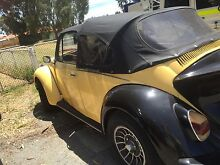1973 Volkswagen Beetle convertible 1600cc Cannington Canning Area Preview
