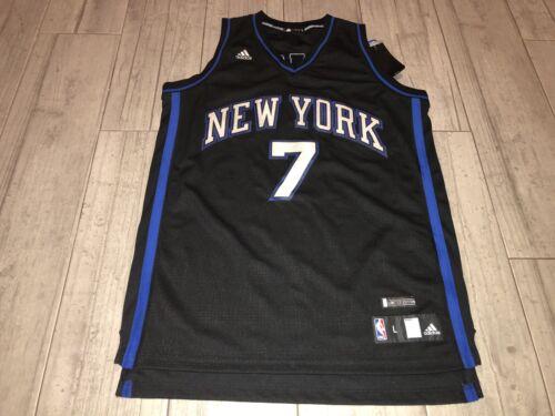 New York Knicks Carmelo Anthony #7 Adidas Stitched Jersey Sz