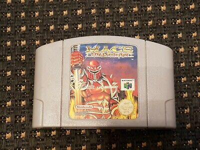 Mace The Dark Age N64