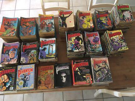 The Phantom comic books