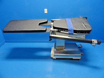 Amsco Orthographic Ii Orthopedic Surgical Table W Extension Board Clamps15965