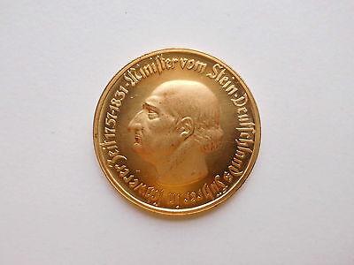 """DR -  Notgeld Westfalen 10.000 M """"von Stein/ Ross"""" J. N20a """"St"""" 1923 #MN009"""