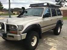 1991 Toyota LandCruiser 1HDT Auto Middle Swan Swan Area Preview