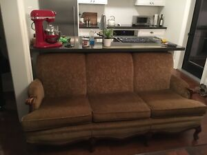 1930 French provincial sofa