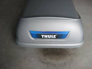Thule Vehicle Luggage Pod - volume capacity of 450lts. 175cm L Sussex Inlet Shoalhaven Area Preview