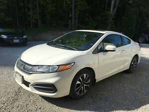 2015 civic ex coupe