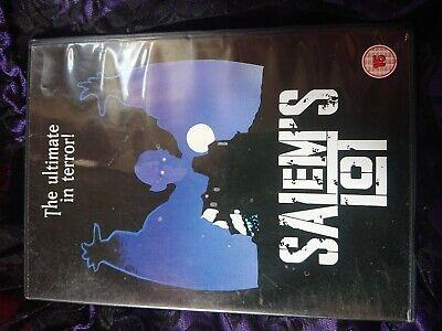 Salem's Lot DVD (2006) David Soul, Hooper (DIR) cert 15 2 discs Amazing Value