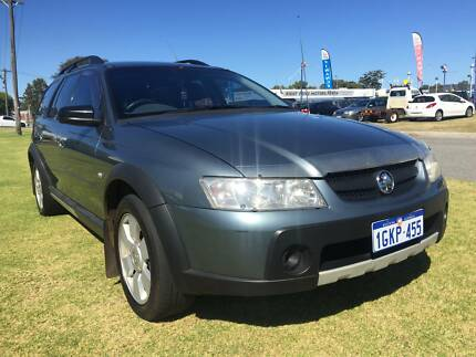 2006 Holden Adventra SUV  ***LOW KMS EXCELLENT CONDITION****
