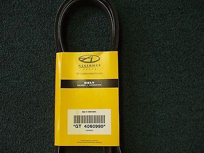 Gt4060990 Alliance Us Made Serpentine Belt 4060990 Goodyear 6Pk2515 Ford F250