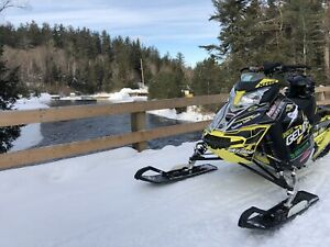 2017 Skidoo 600rs Trail Ready