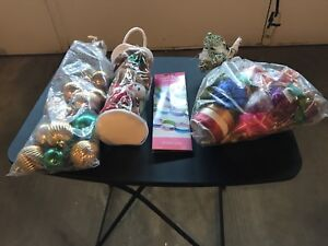 Christmas Items Collection