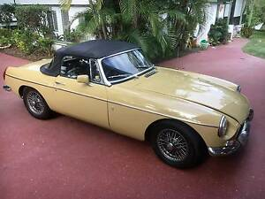 1970 M.G. MGB Coupe North Ward Townsville City Preview