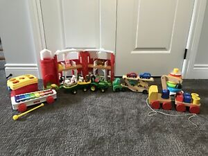 Toddler Toy Lot