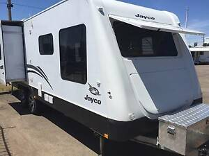 "2012 Jayco Sterling ""Outback"" Slide Out Caravan North St Marys Penrith Area Preview"