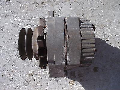 Ac Allis Ih Farmall Tractor 12v Alternator W Double Belt Pulley Jd John Deere