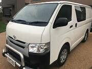 2015 TOYOTA HIACE LWB VAN FOR SALE Narre Warren South Casey Area Preview