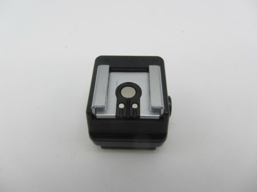 Genuine Minolta FS-1100 Electronic Flash Unit Hot Shoe Adapter