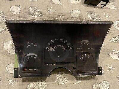 1988-1991 Chevrolet GMC C/K Pickup Instrument Cluster 1500 2500