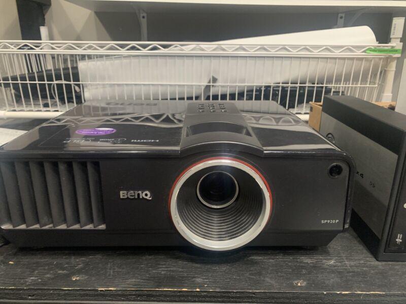 BenQ Sp920p projector