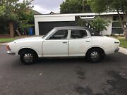 Datsun 180B 4 speed manual untouched  Hampton Bayside Area Preview