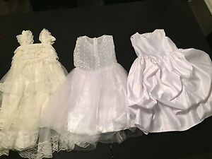 Girls Holiday or Wedding Dresses