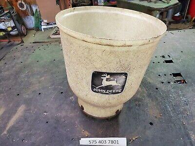 John Deere 71 Fiberglass Seed Hopper 71 1 Row 2 Row Planter Corn