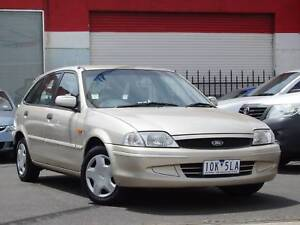 2000 Ford Laser LXi Hatch  *** LOW KMS ***  $3,990 DRIVE AWAY *** Footscray Maribyrnong Area Preview