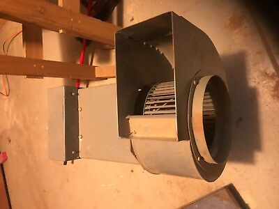 American Fan Company Smb-9 Squirrel Cage Style Utility Blower With Century Motor