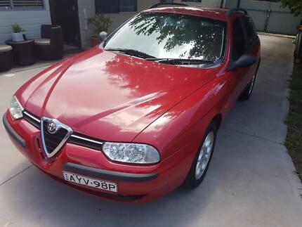Alfa Romeo 156 Station Wagon 2001