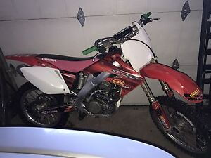 2004 crf250r for sale