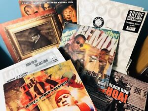 BAD BOY RECORDS VINYL SINGLES COLLECTION (20 for $50)