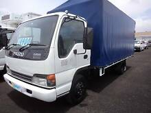 2003 ISUZU PANTECH TRUCK DIESEL - GREAT CONDITION FOR YEAR Currumbin Waters Gold Coast South Preview
