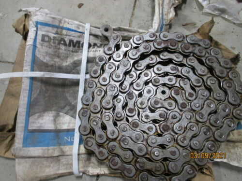 NEW Diamond 80 RIVETED ROLLER CHAIN 10