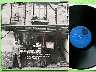 Dexter Gordon - One Flight Up LP Blue Note USA Stereo