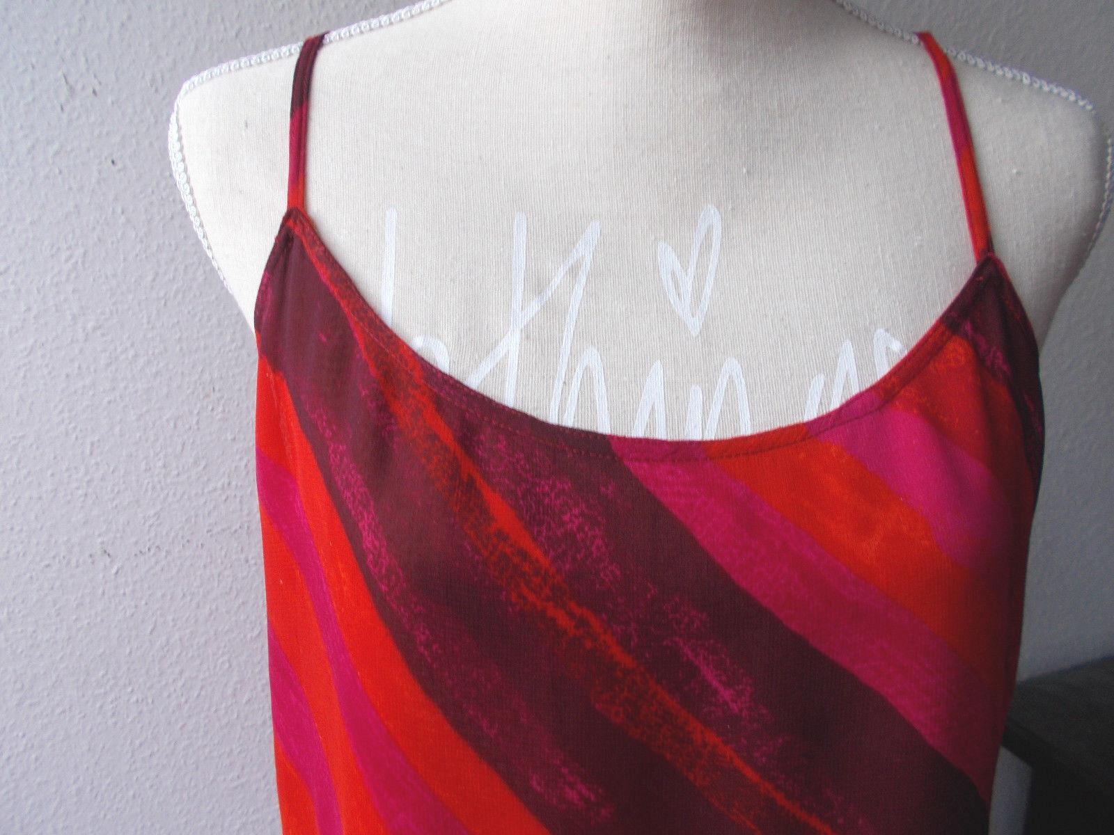 Maxi-Party-Kleid  -  in den trendigen Beerenfarben -