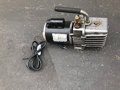 Jb Industries - Dv-200n - 7 Cfm Platinum Vacuum Pump 12 Hp 1725 Rpm 115 Volt