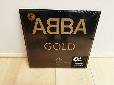 ABBA - GOLD - vinyl LP - NEW