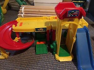 Fisher Price (parking lot) toy