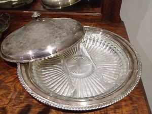 Covered Serving Dish