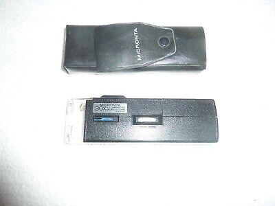 Vintage Micronta Radio Shack Illuminated 30x Portable Microscope S-57