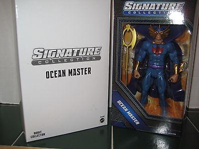 DC Comics Exclusive Ocean Master Figure Signature Collection