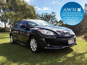 2012 Mazda 3 Maxx Sport Hatchback Manual Burleigh Heads Gold Coast South Preview