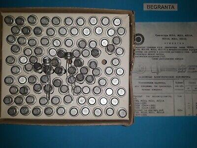 20pcs. Mp10b New Npn. Germanium Transistor. Ussr