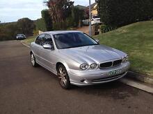 2001 Jaguar X Type Sedan Frenchs Forest Warringah Area Preview