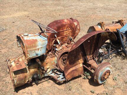 Tractor Wrecking  Milang Alexandrina Area Preview